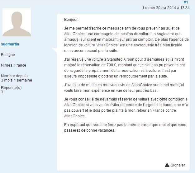 http://www.lonelyplanet.fr/forums/angleterre/agence-de-location-de-voiture-atlaschoice-eviter-une-escroquerie-bien-organisee