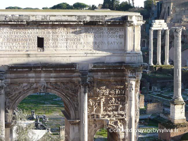 3 jours à Rome : programme