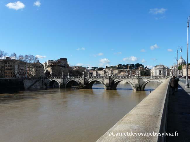 Tibre Rome