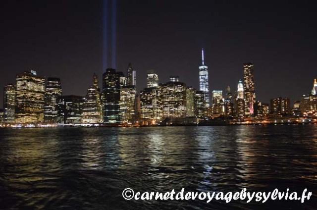 Brooklyn Heights by night