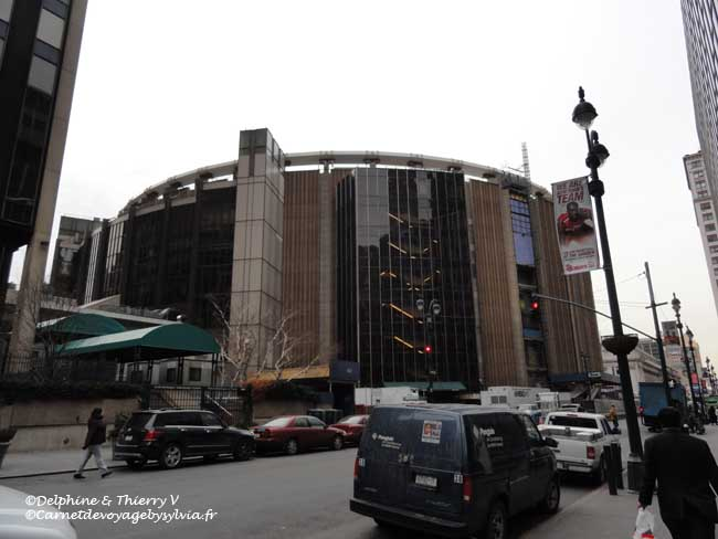 Madison Square Garden - The garden