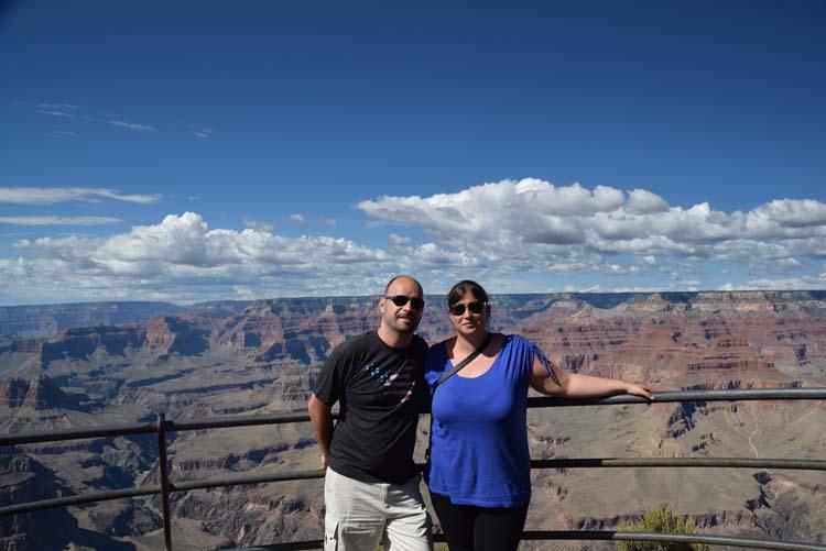Comment se passe la visite du Grand Canyon ?