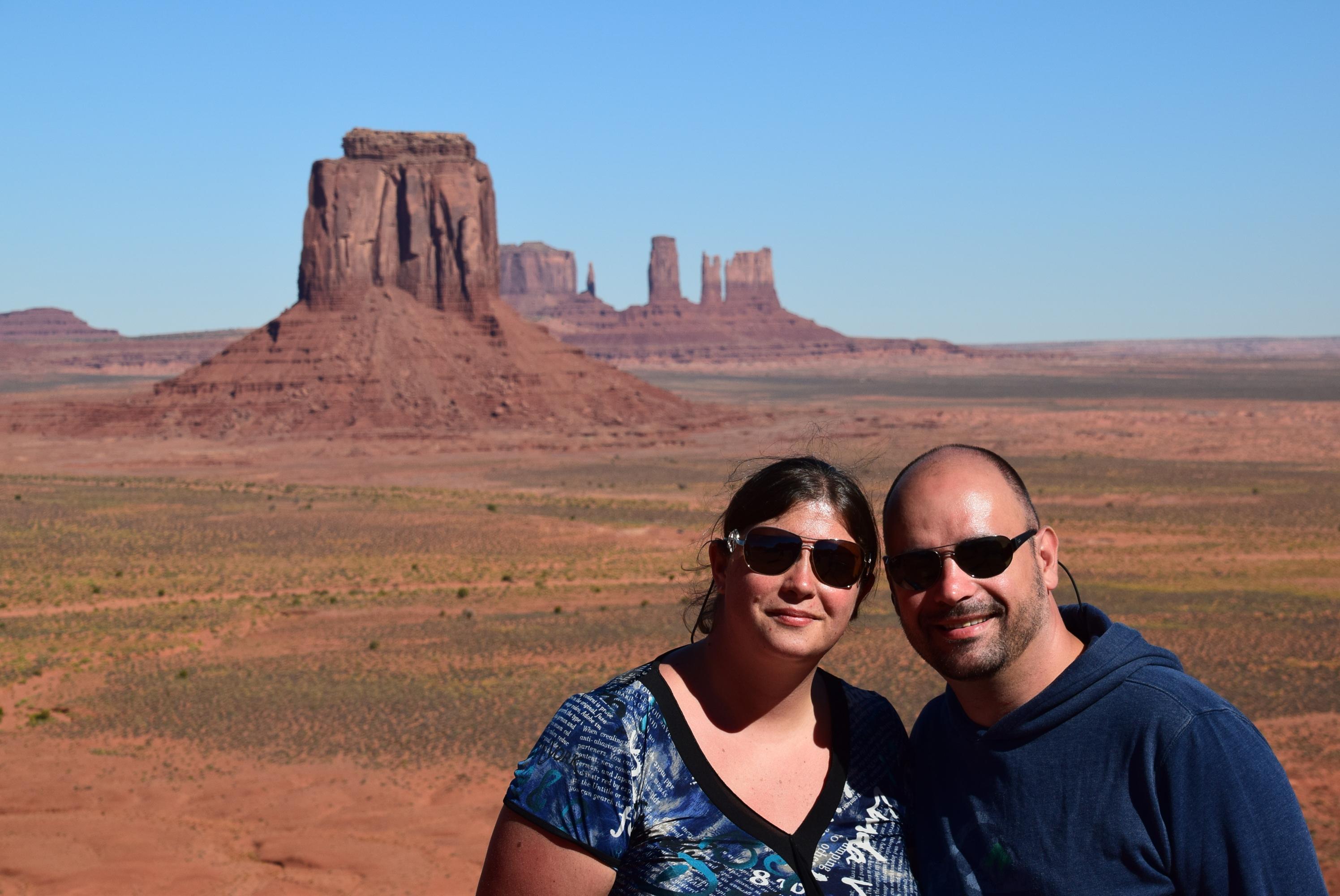 Organisez votre voyage dans l'ouest américain : interview Delphine & Thierry