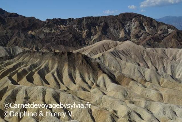 Valley de la mort - death Valley