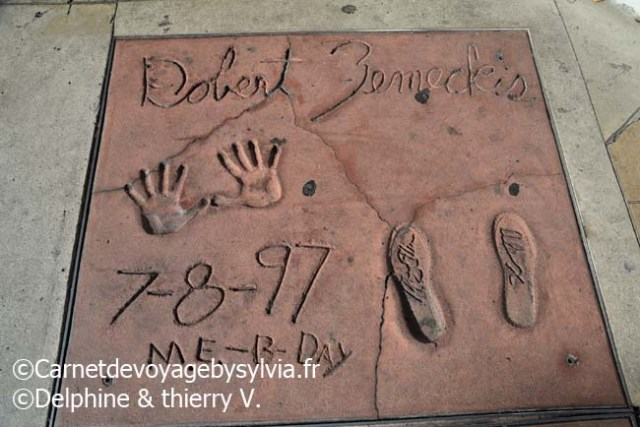 Hollywood Boulevard -