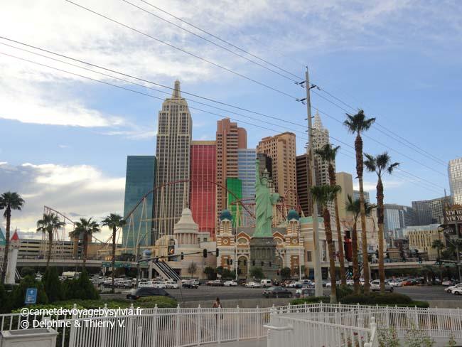 Ouest USA - interview - Delphine et Thierry - Las Vegas