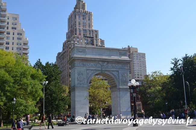 Quel itinéraire pour visiter Greenwich village & West Village ?(New York)