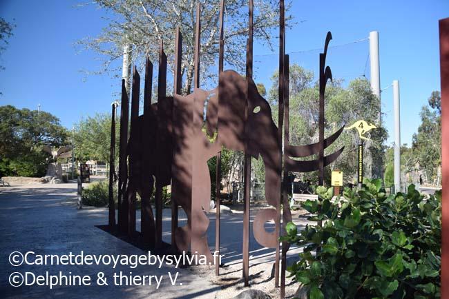 Zoo de San diego, La Jolla