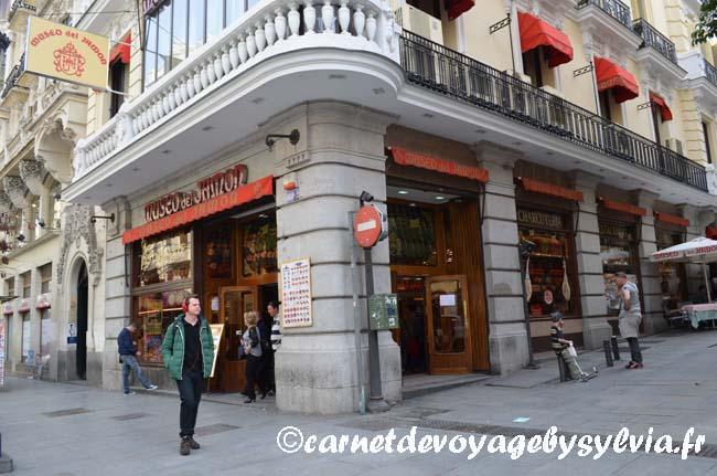 Rues de Madrid