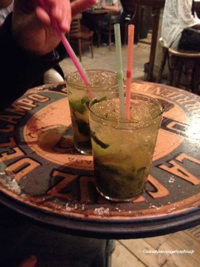 mojitos à Madrid