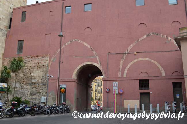 Cagliari - SARDAIGNE-ville dans la ville