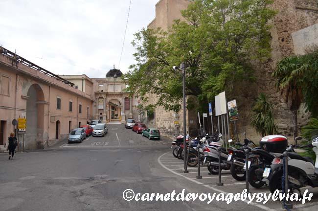 Visiter les musées de Cagliari (Citadella dei Musei)