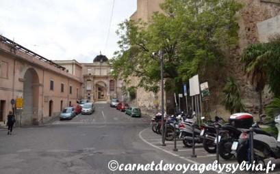 Cagliari - SARDAIGNE(citadella dei Musei-)