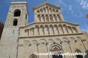 Visiter la cathédrale de Santa Maria (Cagliari-Sardaigne)