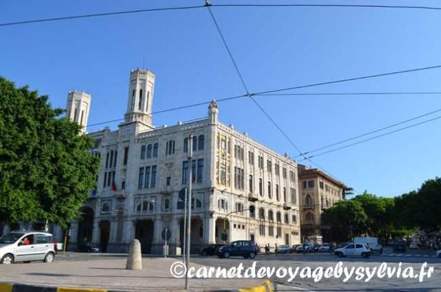 vacances en sardaigne - 2015 - palazzo civico - Cagliari