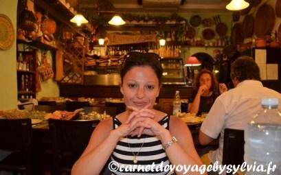restaurant typique sarde