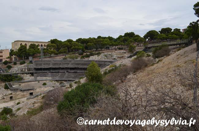 Amphithéâtre romain (quartier Stampace)