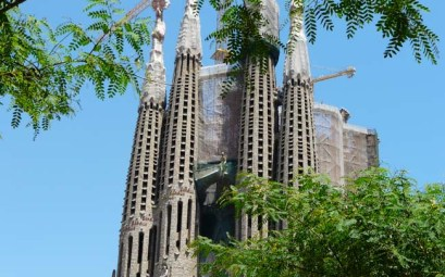 Visiter la Sagrada Familia