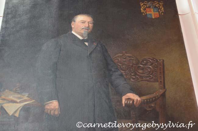 créateur du palais Alexandre Le Grand