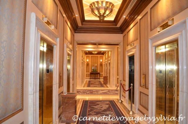 Bellagio - intérieur