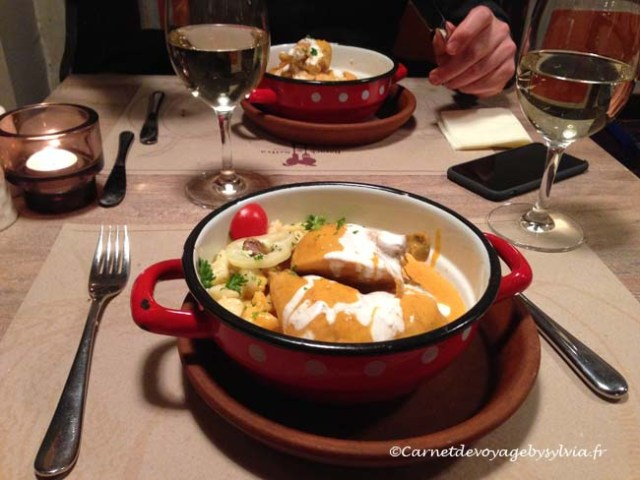 Barack és Szilva étterem