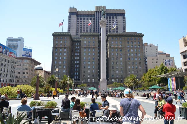 Unions Square San Francisco