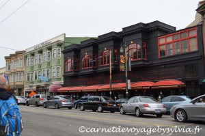 North Beach – little Italie San Francisco