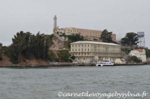 Visiter Alcatraz (réservation,…) ou the rock