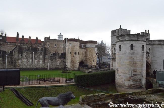 week-end Londres - Tower of London