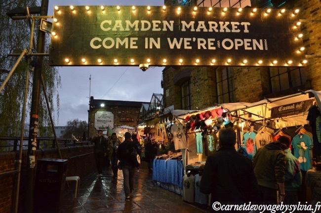 Quartier Camden Londres : que voir et que faire ?