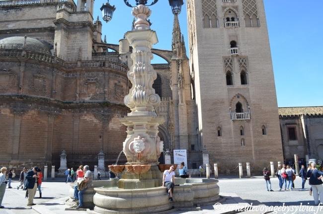 Organiser son voyage à Séville
