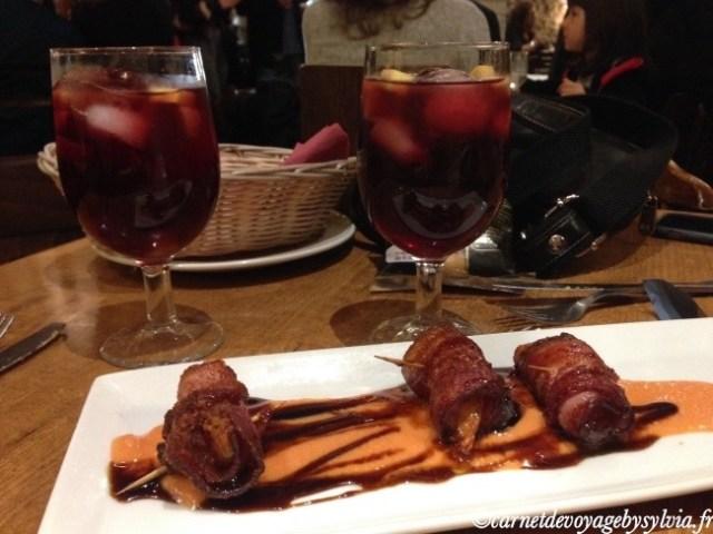 Tapas Bar El Baratillo séville