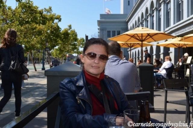 San Francisco - terrasse