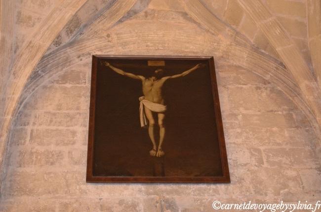 tableau du Christ