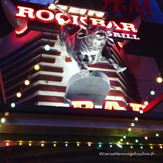 Rockbar & Grill Las Vegas