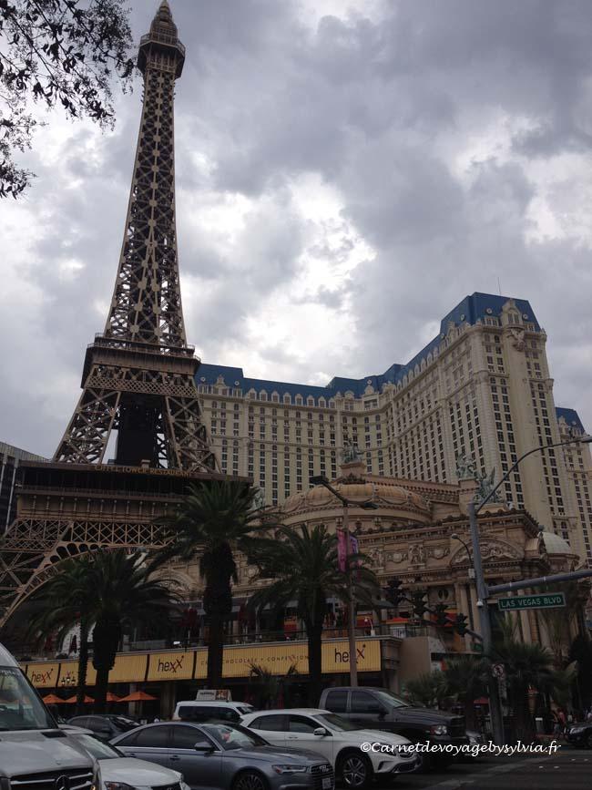 Visiter Paris Las Vegas