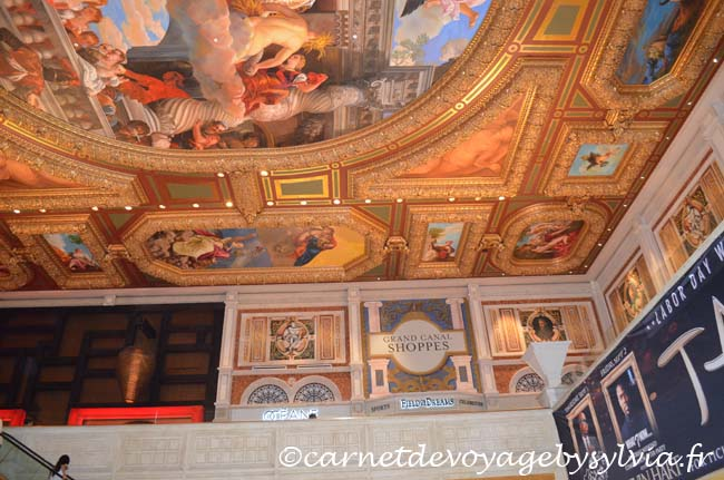 Visiter le Venetian