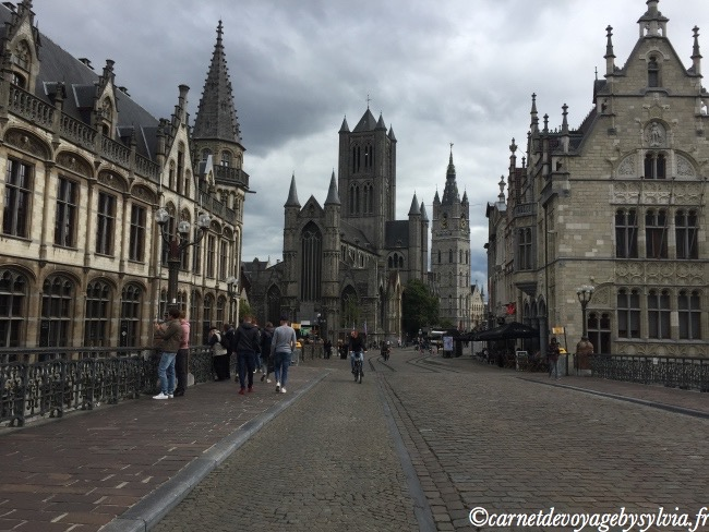Visiter Gent