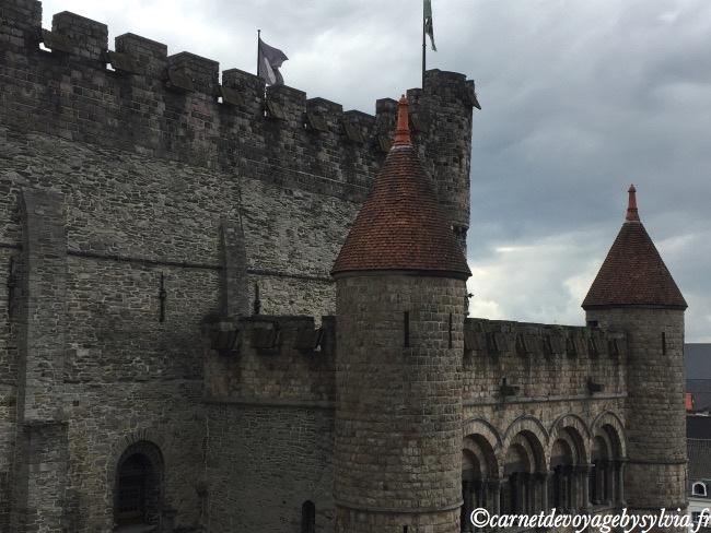 château des comtes de Flandres