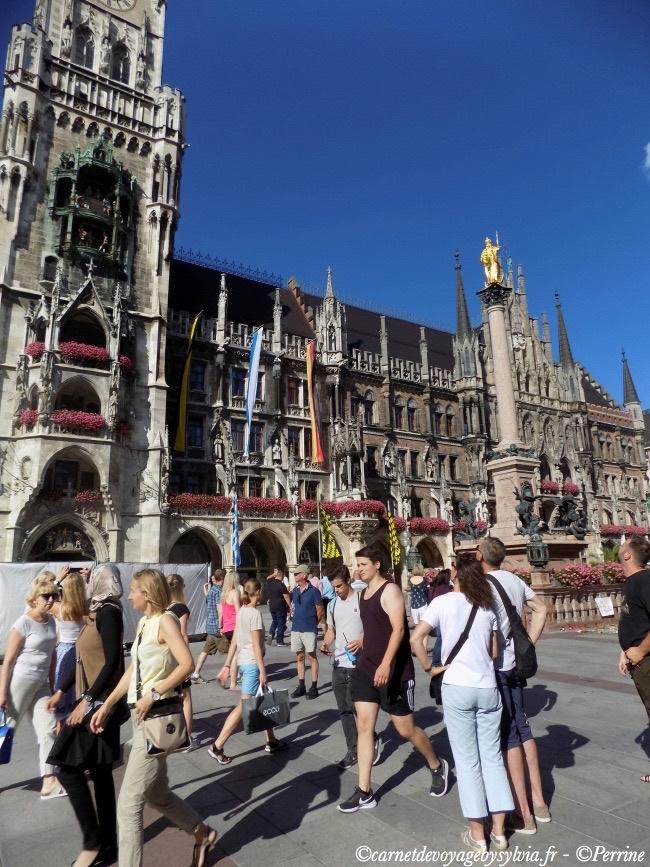 road trip au Monténégro - étape à Munich