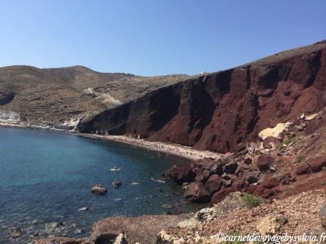Les plus belles plages de Santorin