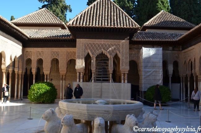 l'Alhambra - Palais Nasrides