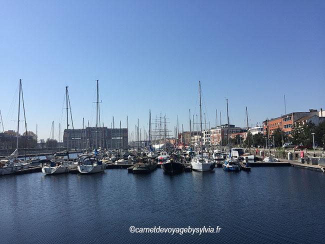 port de Dunkerque depuis l'édito