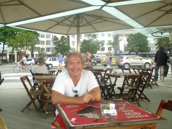 Benoit promenade Copacabana