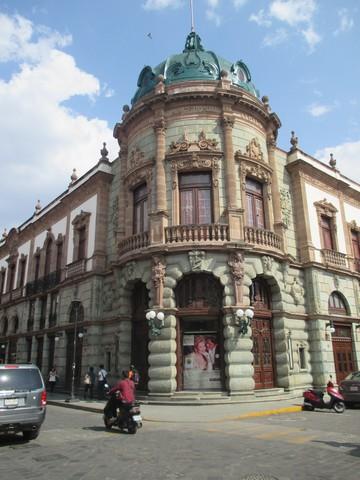 Théâtre d'Oaxaca