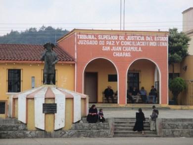 Place de San Juan de Chamula