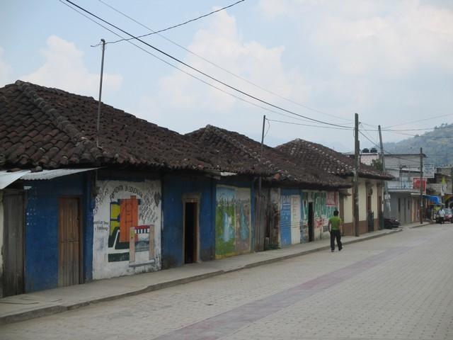 Rue de San Pedro Chenalho