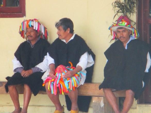 Tenue traditionnelle des hommes San Pedro Chenalho