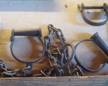 Chaines des esclaves