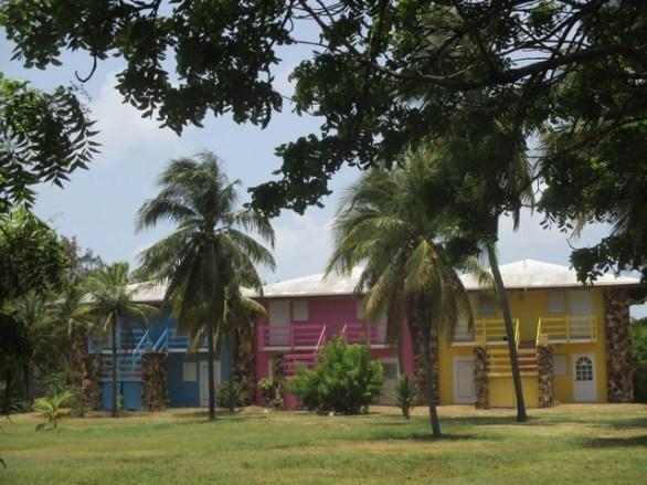 Maisons de Spanish Town